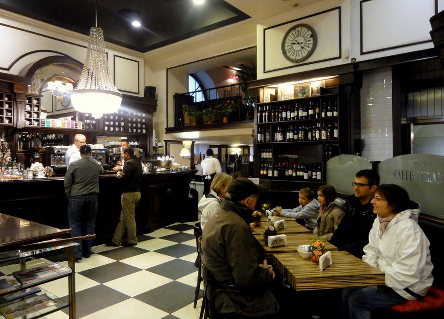 Caffe Milano Eat