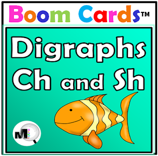 https://www.teacherspayteachers.com/Product/BOOM-CARDS-Digital-Task-Cards-Digraphs-Ch-and-Sh-Free-3345937