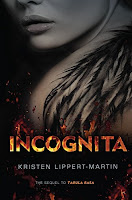 Incognita by Kristen Lippert-Martin book cover and review