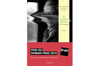 Lundi Librairie : La septième fonction du langage - Laurent Binet