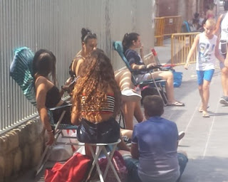 fans pablo alboran tarraco arena plaça tap tarragona