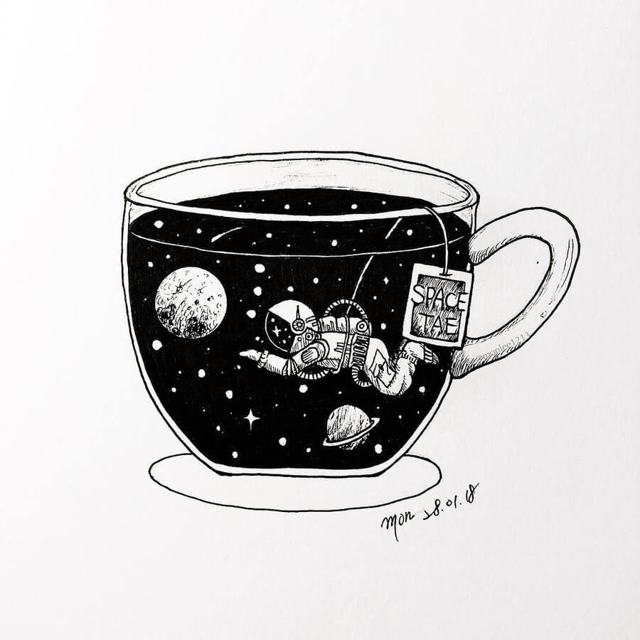 09-A-cup-of-space-tea-Mon-Lee-www-designstack-co