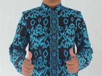 Jas Koko Batik Daerah Khas Tasikmalaya
