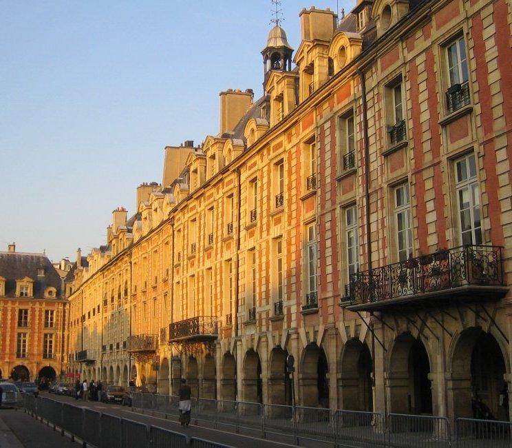 Hotel Place Des Vosges Paris