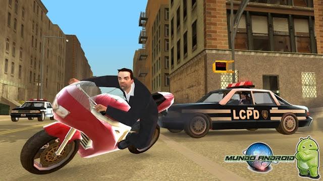 Visualización de Grand Theft Auto - Liberty City Stories
