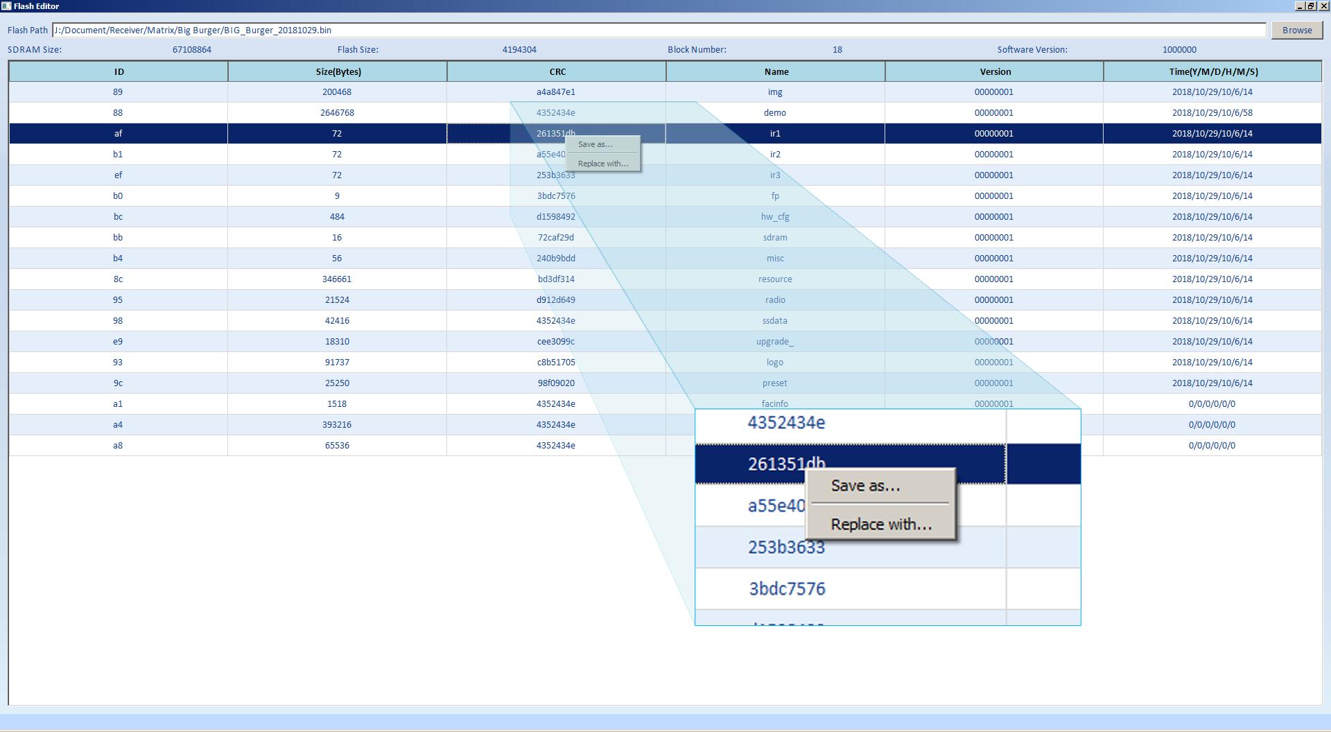 Cara Setting Remote Receiver Parabola Firmware Skybox A1