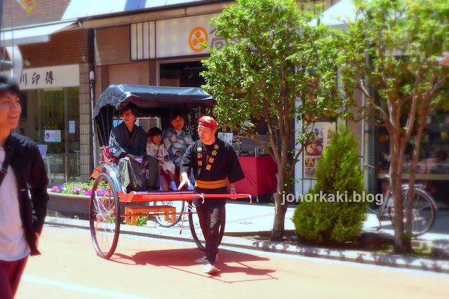 Rickshaw-Asakusa