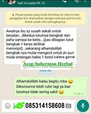 Testimoni Walatra Jelly Gamat Original G-Sea