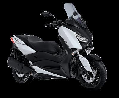 Harga Yamaha XMAX 250 Terbaru