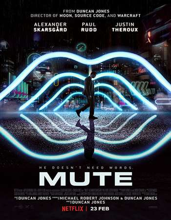 Mute 2018 Full English Movie Download