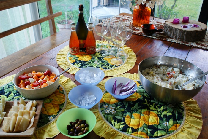 aperitivo casa francinesplace