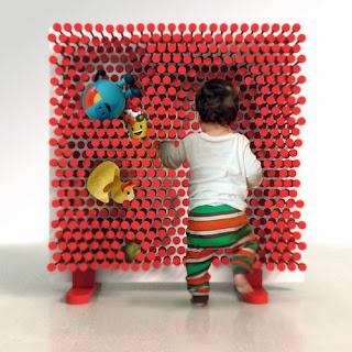Diseño inteligente y lúdico para niños.