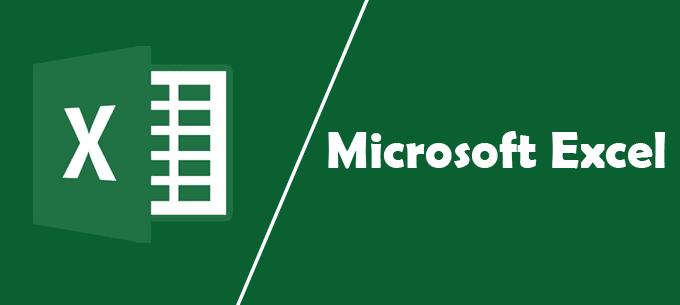 Dasar Microsoft Excel