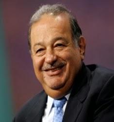 Carlos Slim adalah orang terkaya ke 2 di dunia