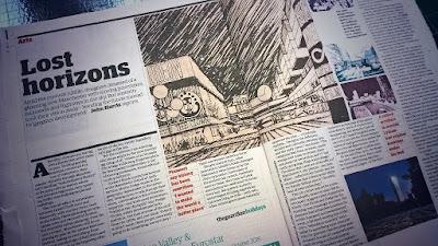 Guardian newspaper article by John Harris