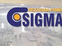 Info Loker Terbaru 2017 Lulusan SMA/SMK PT. SIGMA REKAYASA PRIMA