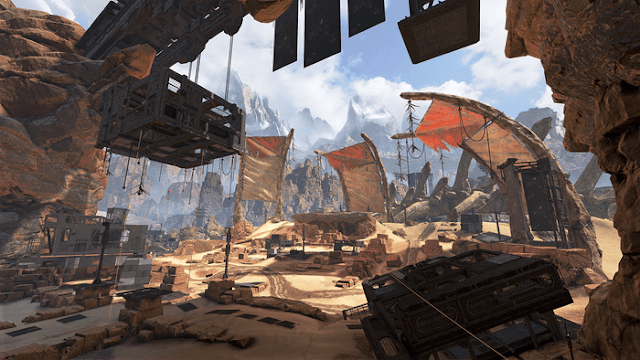 Download Kumpulan Wallpaper Apex Legends Full HD dan 4K Terbaru