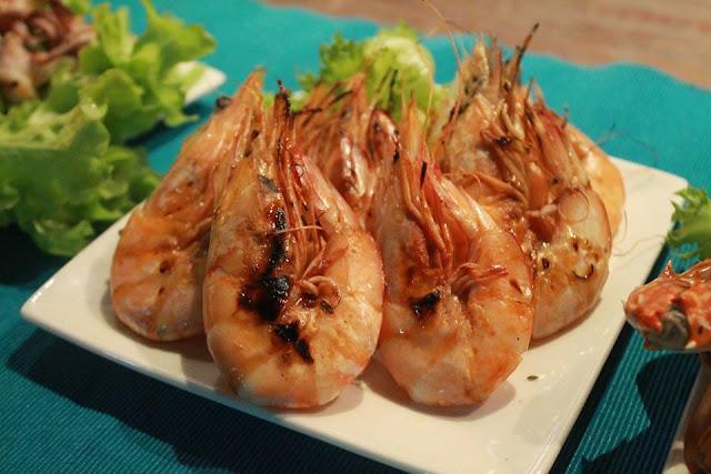 Krabi seafood