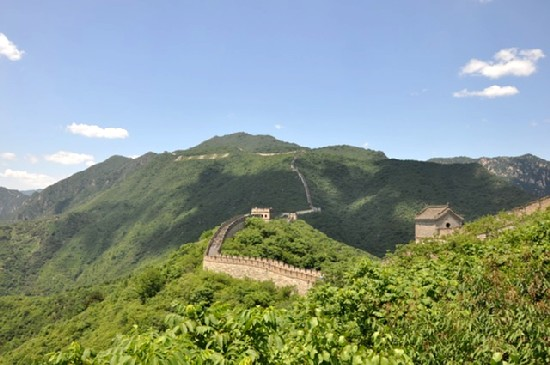 Gran Muralla China Mutianyu Beijing