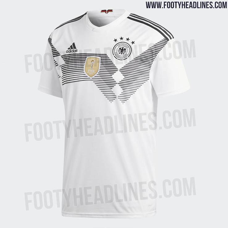 Seragam Piala Dunia 2018 Jerman
