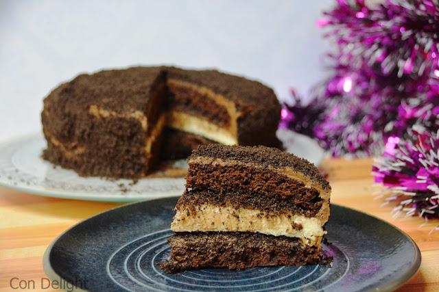 עוגת בלקאווט גבינה מרשימה Impressive blackout cheesecake cake