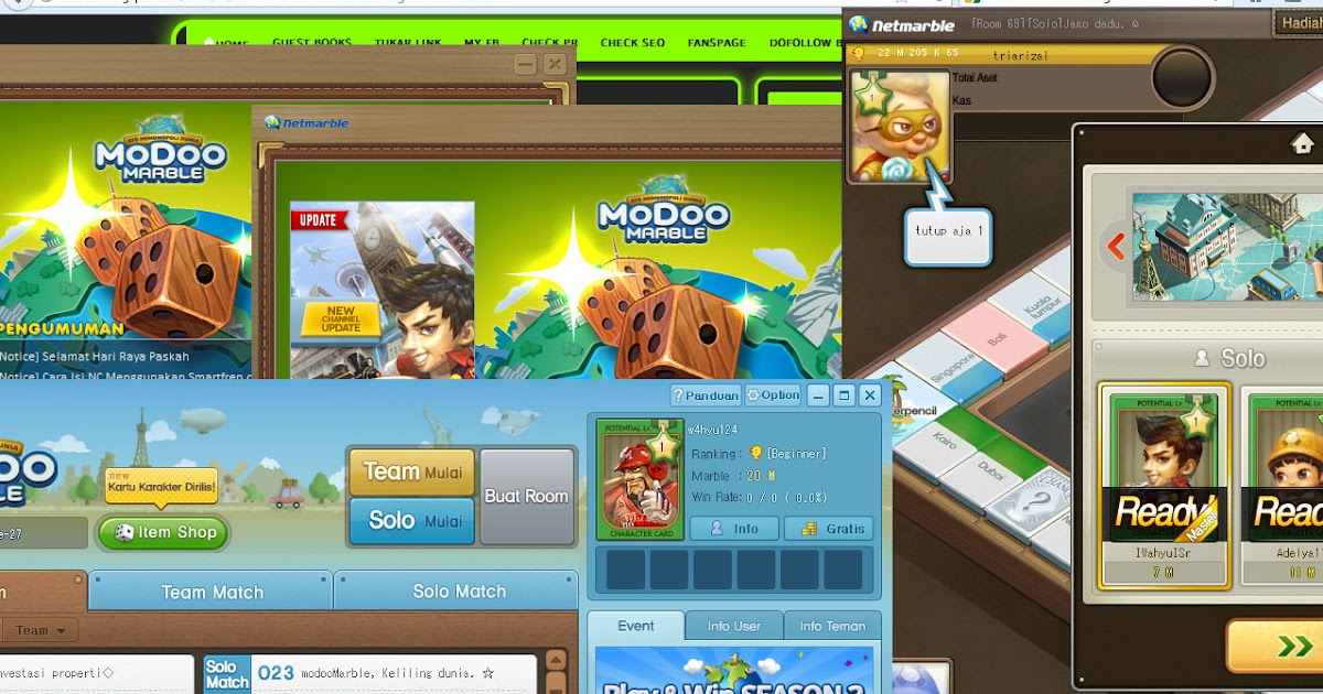 cheat modoo marble permanent