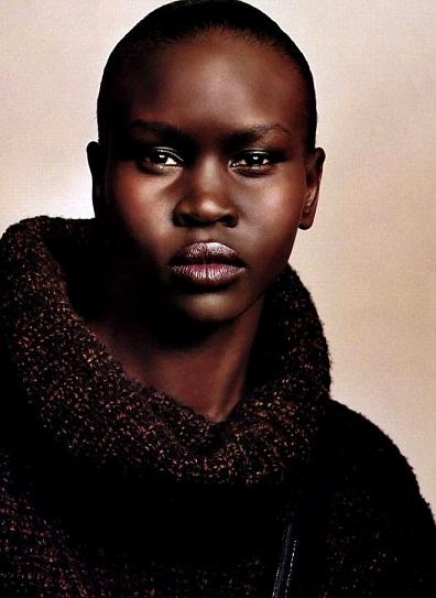 Dress Me: Models: Alek Wek