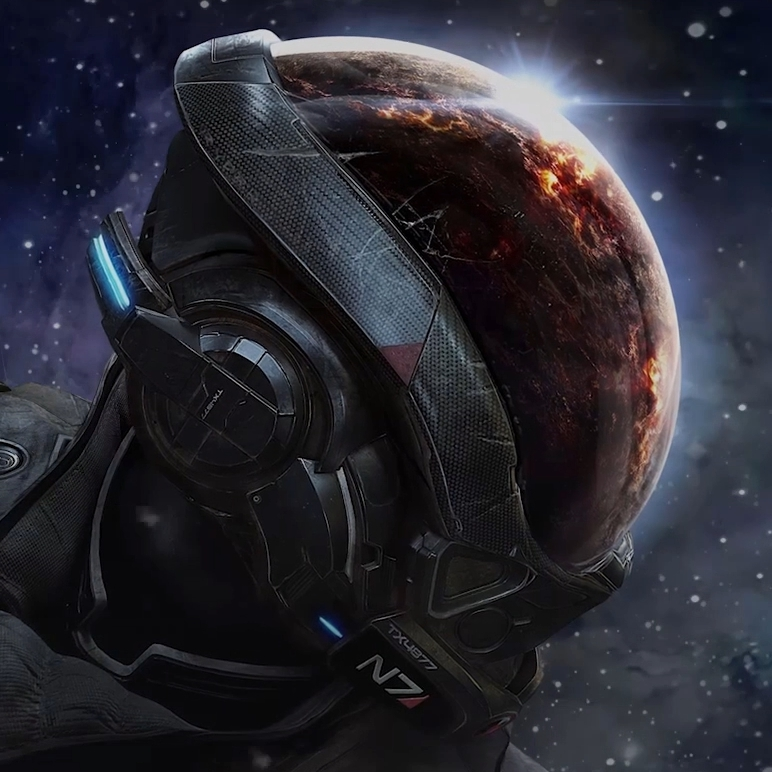 Wallpaper Engine Mass Effect Andromeda