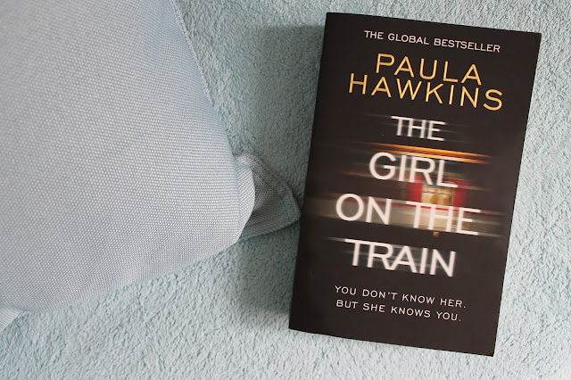 Book Review: The Girl On The Train by Paula Hawkins, The Girl On The Train Review, Paula Hawkins, Book Review, Review, Books