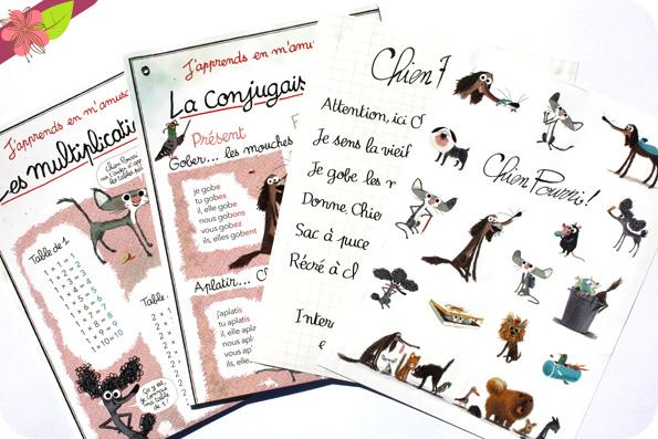Les posters éducatifs de Chien Pourri ! - l'école des loisirs