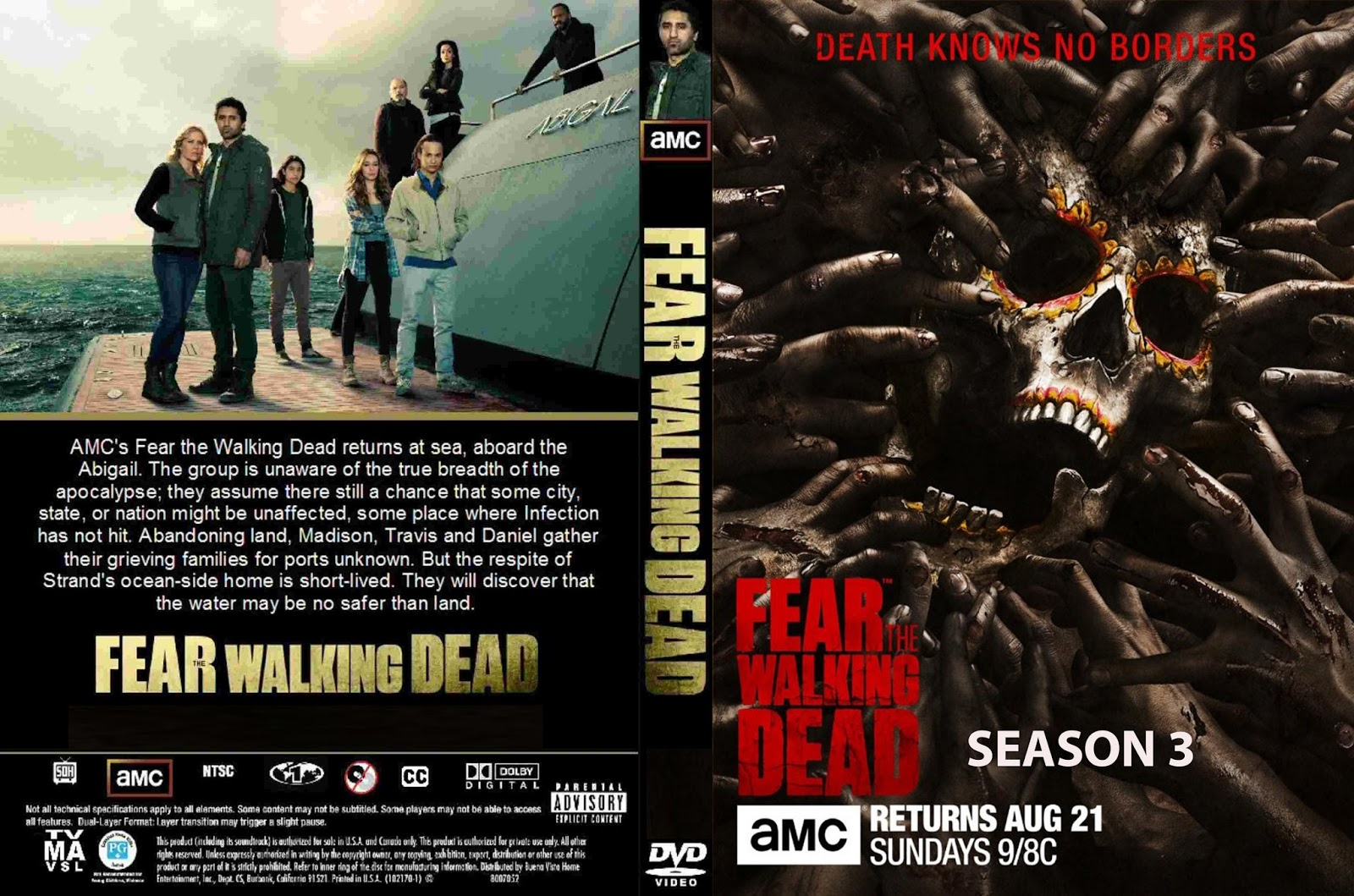 Image Result For The Walking Dead Staffel