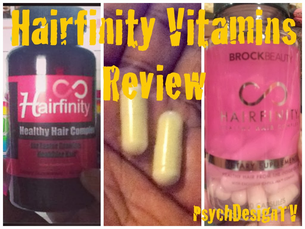 Hairfinity healthy hair vitamins reviews
