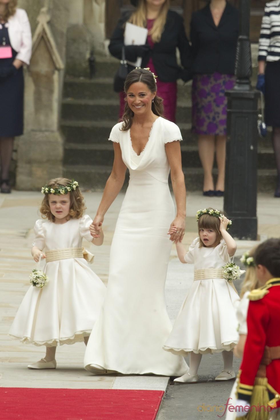 Vestido de novia de kate del castillo
