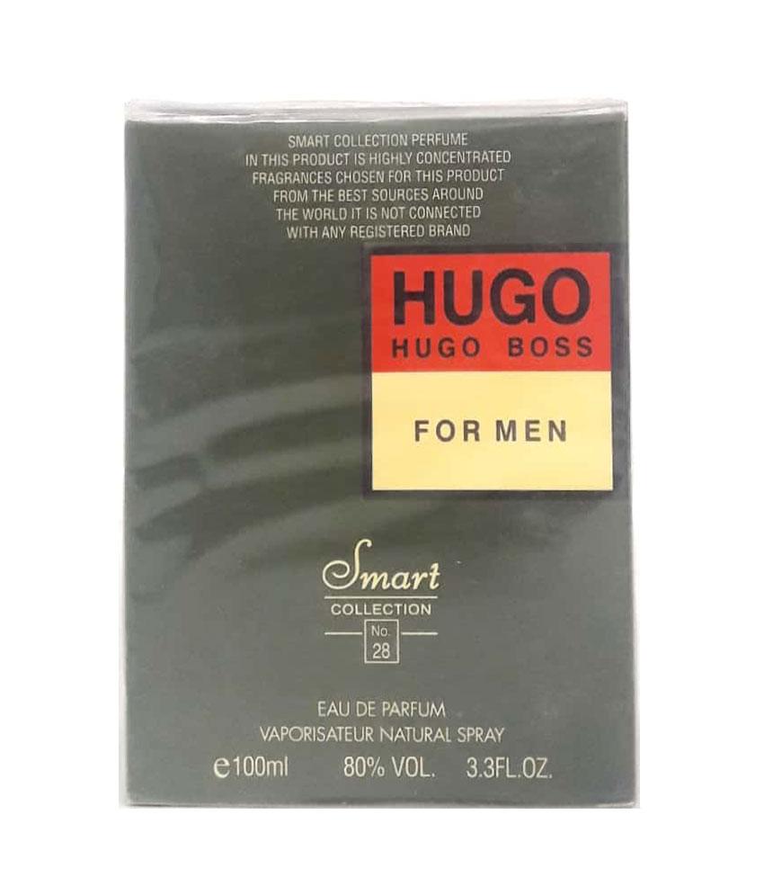 Smart Collection Hugo Boss Perfume 100 ML