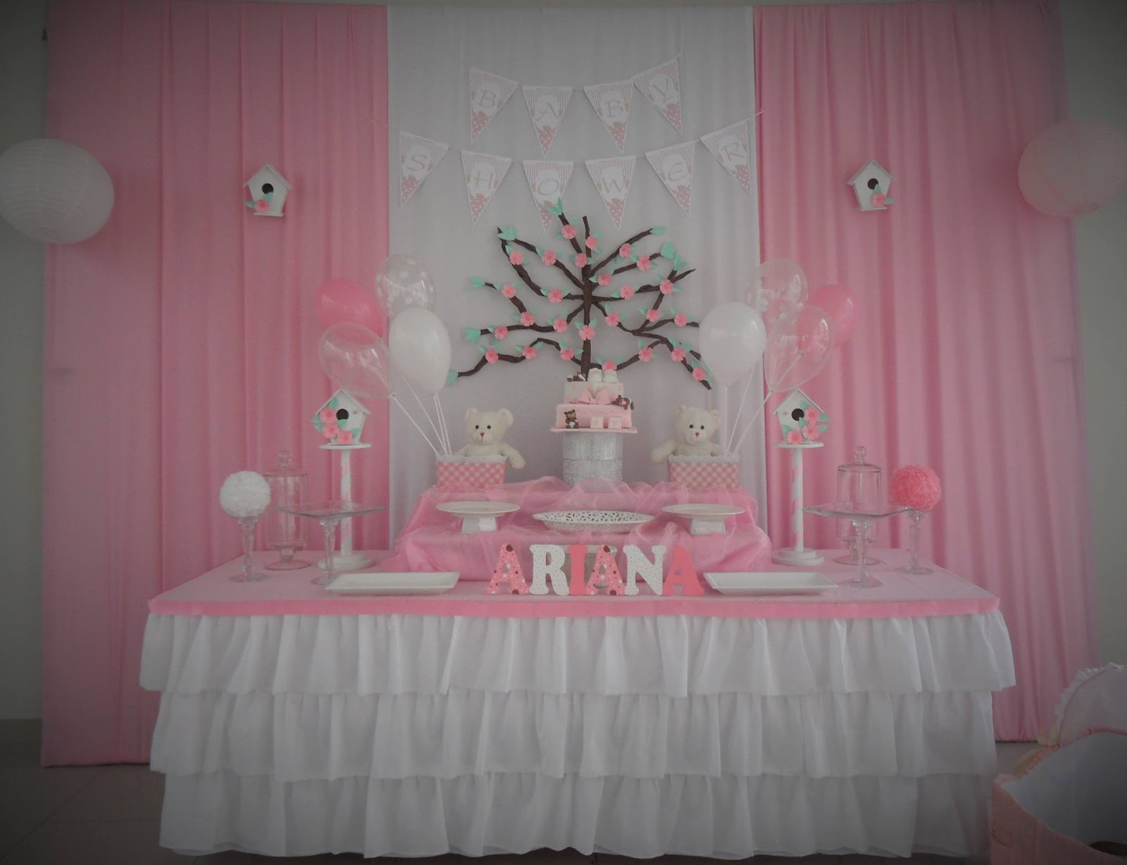 Baby shower para ni a ariana baby shower - Fiesta baby shower nina ...