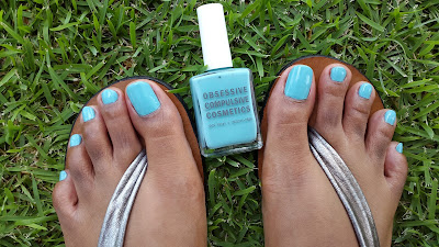 Obsessive Compulsive Cosmetics Nail Lacquer 'Pool Boy' - www.modenmakeup.com