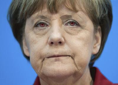 Das Böse: Merkel