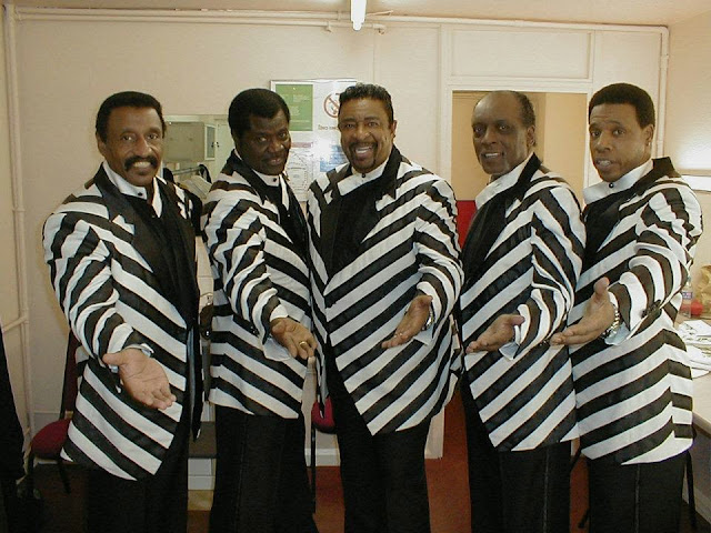 Names Of The Now Touring Four Tops