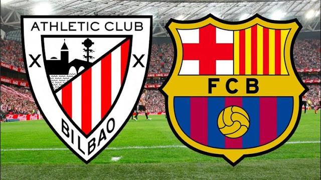 موعد مباراة برشلونة واتلتيك بلباو في الدوري الاسباني 10-2-2019