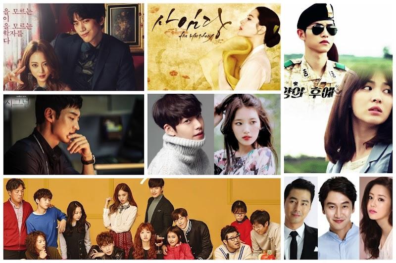 Drama Korea Paling Popular 2016