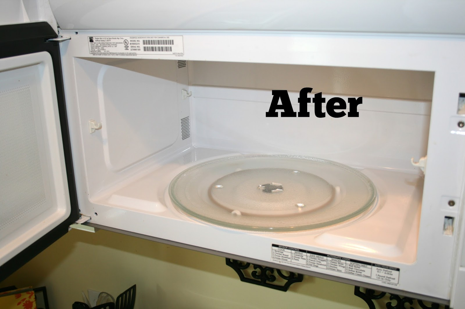 How To Clean A Microwave In 5 Minutes The Teacher S Wife