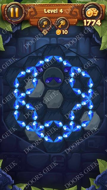 Gems & Magic [Pearl] Level 4 Solution, Walkthrough, Cheats