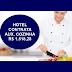 HOTEL CONTRATA AUXILIAR DE COZINHA COM SALÁRIO DE R$ 1.518,28 EM OURINHOS