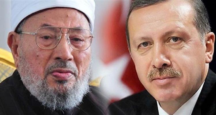 كلام لا يصدق الآن من القرضاوي لأردوغان بعد فشل الإنقلاب في تركيا