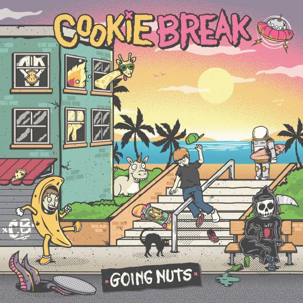 "Cookie Break release video for ""Unspoken"""