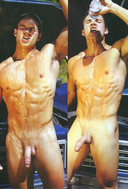 Marky mark finally nude