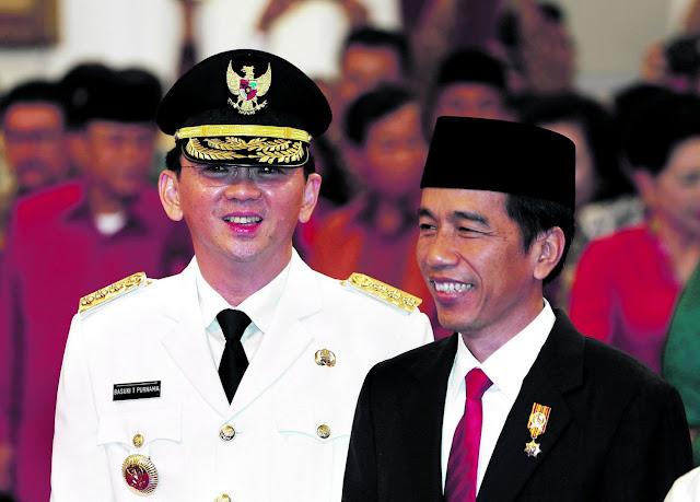 Jokowi dan Ahok Punya Pikiran, Hati, dan Spirit; Para Sainganya Punya Apa?