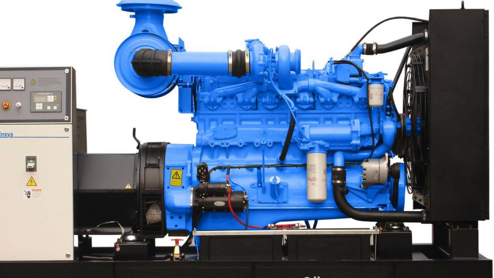 Generador Eléctrico Diesel ¡Una excelente opción!