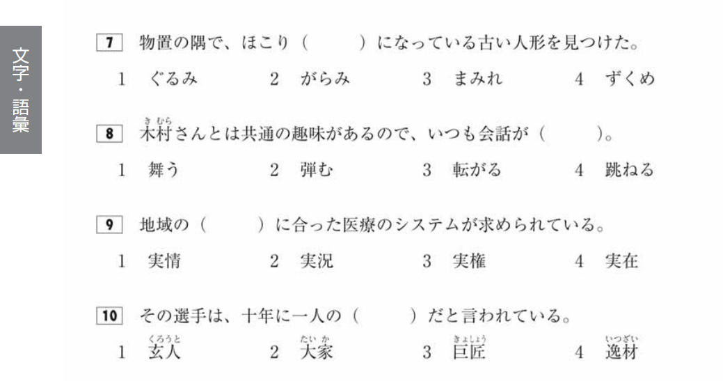 Top Five Jlpt N1 Example - Circus