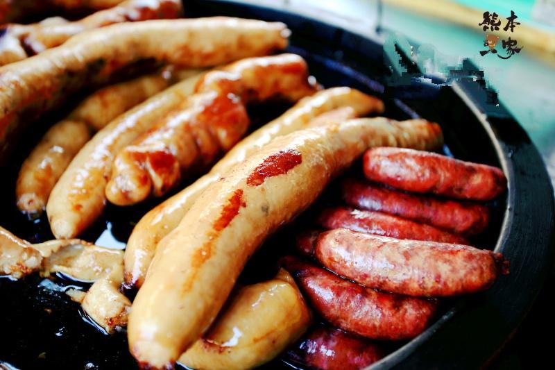 古坑郵局前榮記古早味大腸香腸攤|雲林古坑老字號小吃|雲林隱藏版美食